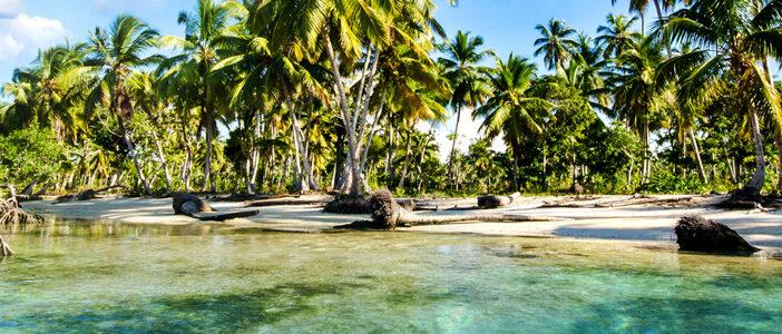 Insel-Reisen: Urlaub buchen wie einst Robinson Crusoe