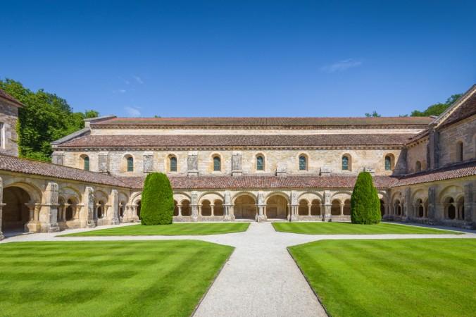 Vergessen Sie nicht das wunderschöne Abtei Fontenay zu besuchen - es wird Sie beeindrucken! (#4)
