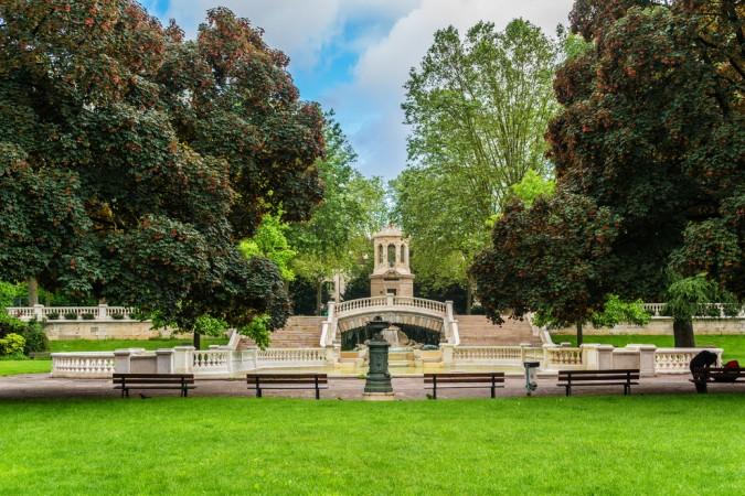 Wunderschön und unverwechselbar ist der Jardin Darcy Park - überzeugen Sie sich selbst. (#3)