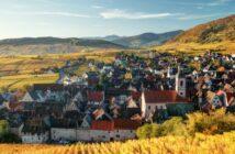 Riquewihr: Schönstes Weindorf in Frankreich