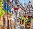 Eguisheim Elsass: Der schönste Weinort in Frankreich