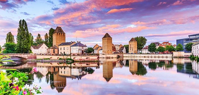 Fachwerkhäuser im Elsass: Sehenswürdigkeiten, die man nicht verpassen darf